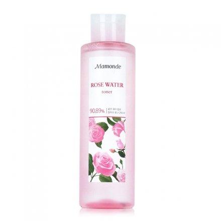 韓國 Mamonde 玫瑰化妝水 250ml【櫻桃飾品】【27747】