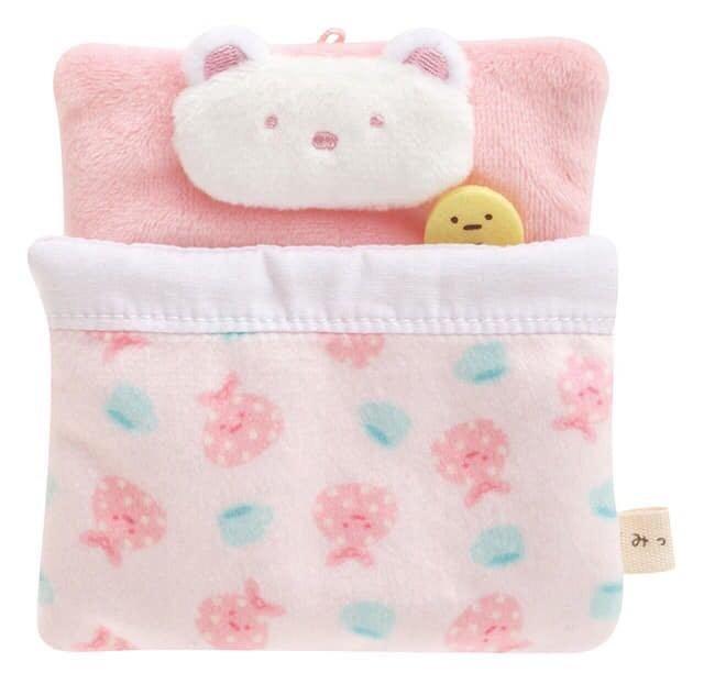 【蘋果小鹿】角落生物生活配件 白熊小床墊(不含SS公仔) 0