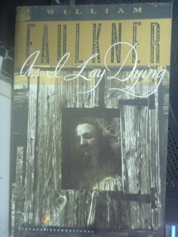 【書寶二手書T4/原文小說_IJO】As I Lay Dying_Faulkner, William
