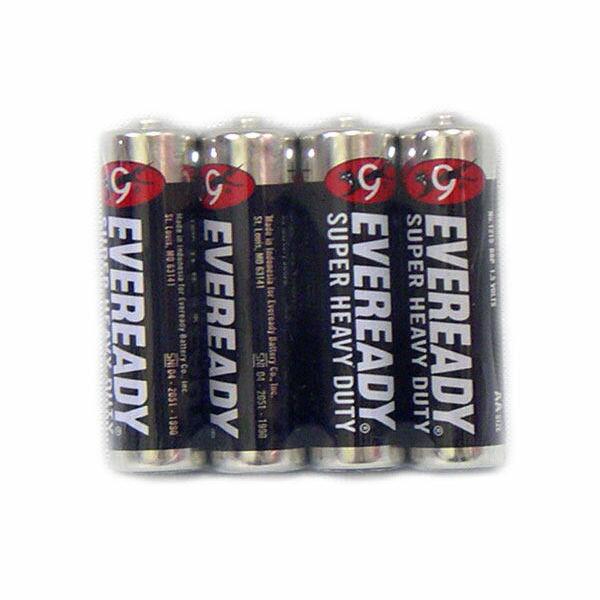 永備碳鋅黑金鋼3號電池4入