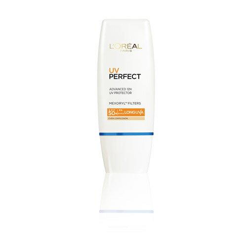 萊雅完美UV防護隔離乳液膚SPF50【愛買】