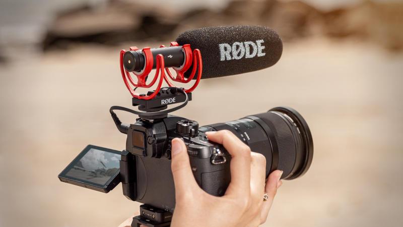 【中壢NOVA-水世界】羅德 RODE VideoMic NTG 指向型麥克風 超指向性 可調音量 手機/相機用 公司貨