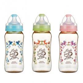 Simba小獅王辛巴桃樂絲PPSU寬口葫蘆大奶瓶360ml (三款可挑) 294元