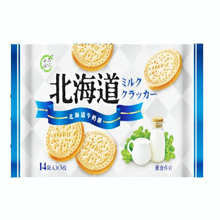 【品味本舖】北海道牛奶餅(224g)