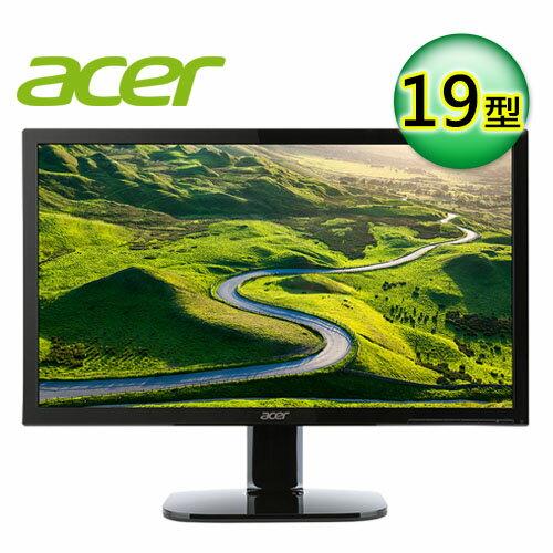 acer 宏碁 KA190HQ 19型 不閃屏濾藍光螢幕【三井3C】