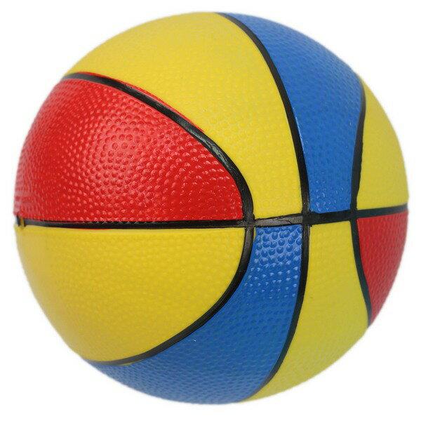 三色球 雙色充氣球 8.5吋兒童安全球 直徑約20cm/一個入{促90} 玩具球 橡膠球 小皮球 彩繪籃球~創SA55(BB92).YF12622.