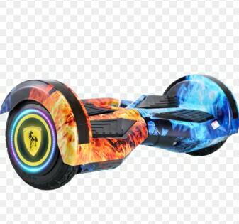 平衡車  陸酷智慧電動兒童8-12代步車越野成人成年上班用學生雙輪自平衡車 JD CY