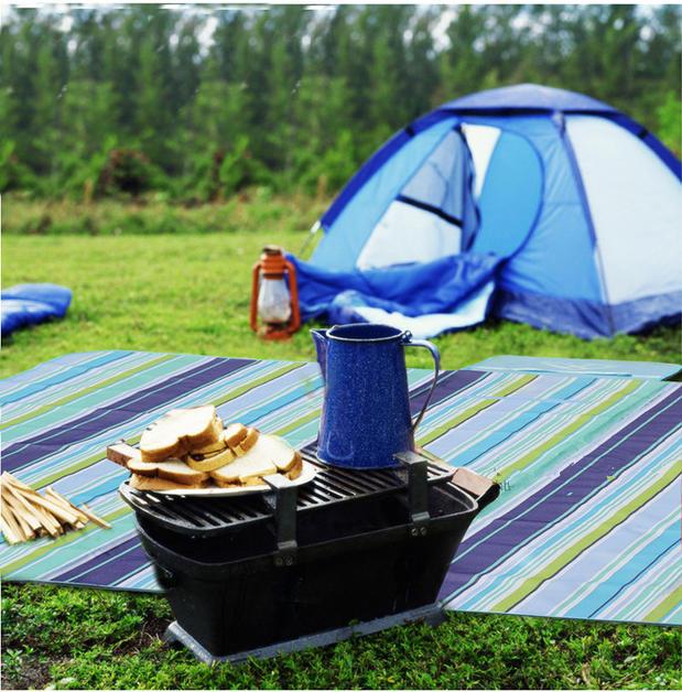 【露營趣】中和安坑 TNR-031 150x200cm 可機洗防水牛津布 野餐墊 防潮墊 爬行墊 沙灘墊 海灘墊 露營墊 遊戲墊