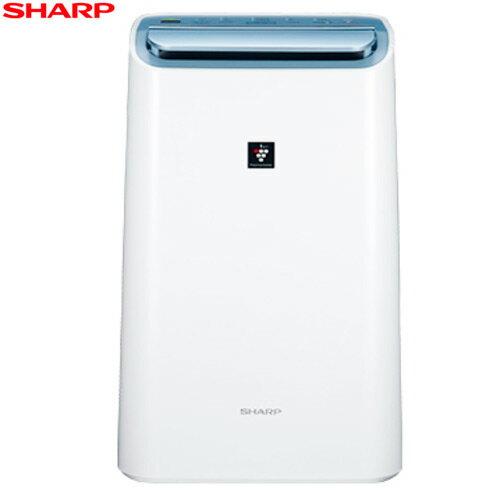SHARP 夏普 DW-H10FT-W 除濕機 10.5L / 日 自動除菌離子 空氣清淨單獨運轉模式 - 限時優惠好康折扣