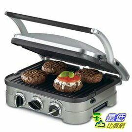 [美國直購] 多功能烹調器 Cuisinart GR-4N 5-in-1 Griddler