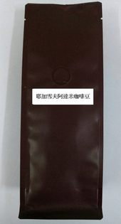 鏡感樂活市集:肯啃咖啡耶加雪夫阿達米咖啡豆227g包(半磅)