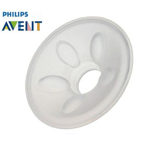 英國【PHILIPS AVENT】輕乳感手電動吸乳器配件(加大/一般)矽膠花瓣按摩護墊
