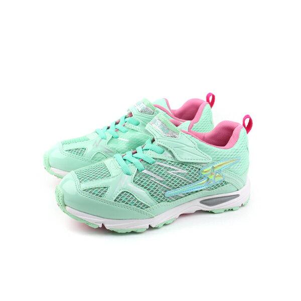 MoonStar 鞋 淺綠色 大童 no004