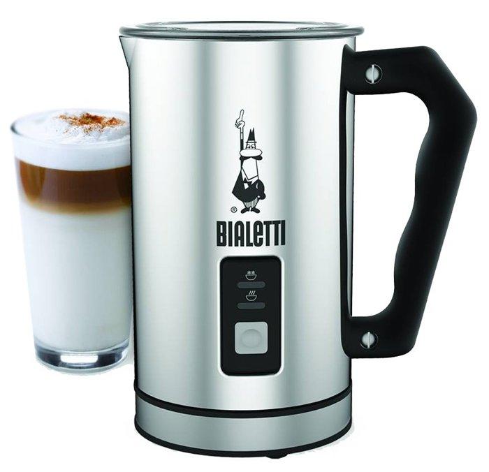1.0L 義大利百年品牌 BIALETTI 比亞樂堤 電動冷熱打奶泡器 奶泡機 『可刷卡、超商免運』