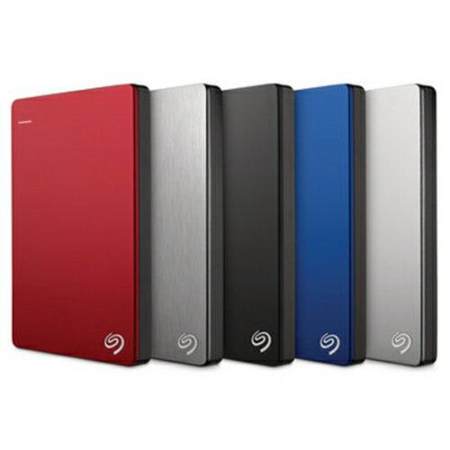 Seagate 行動硬碟 Backup Plus Slim 2TB 2.5 隨身硬碟 2.5吋 多色可選【迪特軍】