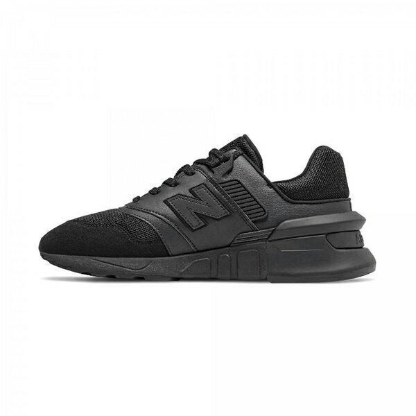 【NEW BALANCE】NB 997 休閒鞋 復古鞋 軍警 全黑 男女鞋 -MS997LOPD
