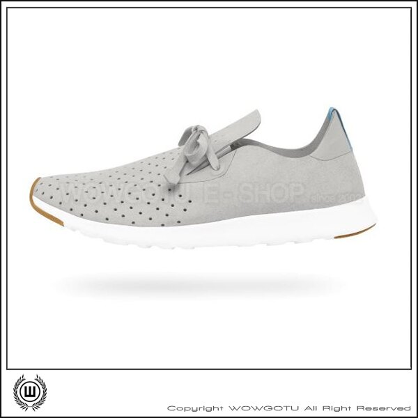 NATIVE  SHOES - APOLLO MOC -PIGEON GREY / SHELL WHITE(1501) 2