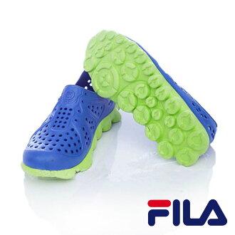 FILA 男款 超透氣 明星休閒鞋系列- 正藍 S920M-363
