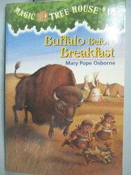 【書寶二手書T1/原文小說_MQP】Buffalo Before Breakfast_Osborne, Mary Pope/ Murdocca, Sal (ILT)