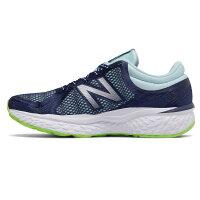 New Balance 美國慢跑鞋/跑步鞋推薦New Balance 720 女鞋 慢跑 休閒 避震 輕量 藍 【運動世界】 W720LJ4