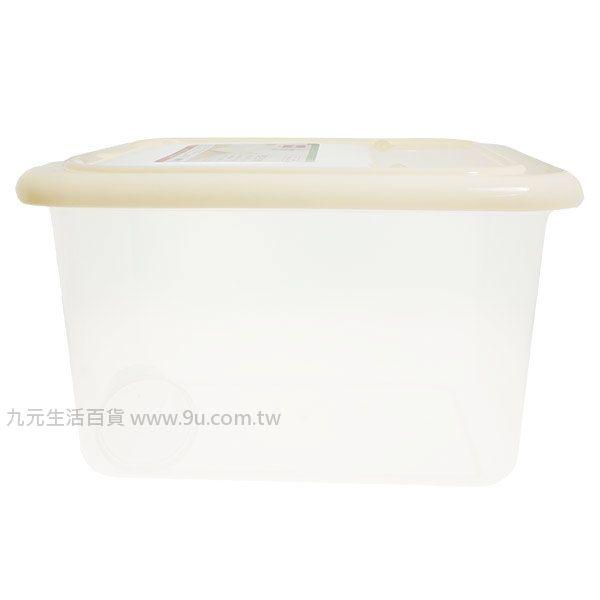 ~九元 ~美廚掀蓋日式米箱  15kg 儲米桶