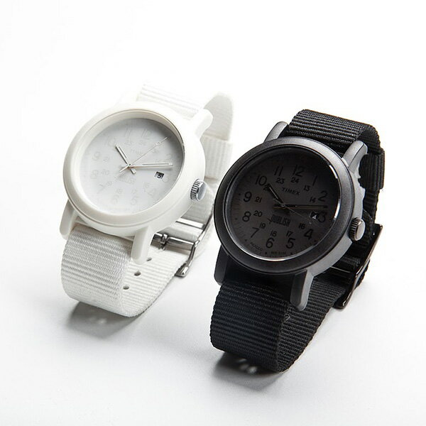 【EST】Publish x Timex Camper Watch 聯名 手錶 白 [PL-5405-001] G0204 1