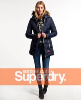 極度乾燥商品推薦到【PS040】現貨 Superdry 極度乾燥海外獨家 英國經典 長板鋪棉外套  超輕質防風連帽外套 藍白就在SIMPLE推薦極度乾燥商品
