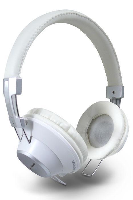 《省您錢購物網》 全新 ~ 白朗高音質全罩耳機(FBFH-A06)買一送一