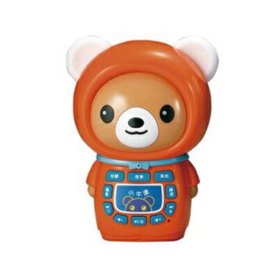 小牛津 帽T熊故事機(買就送防摔衣)-熊橘