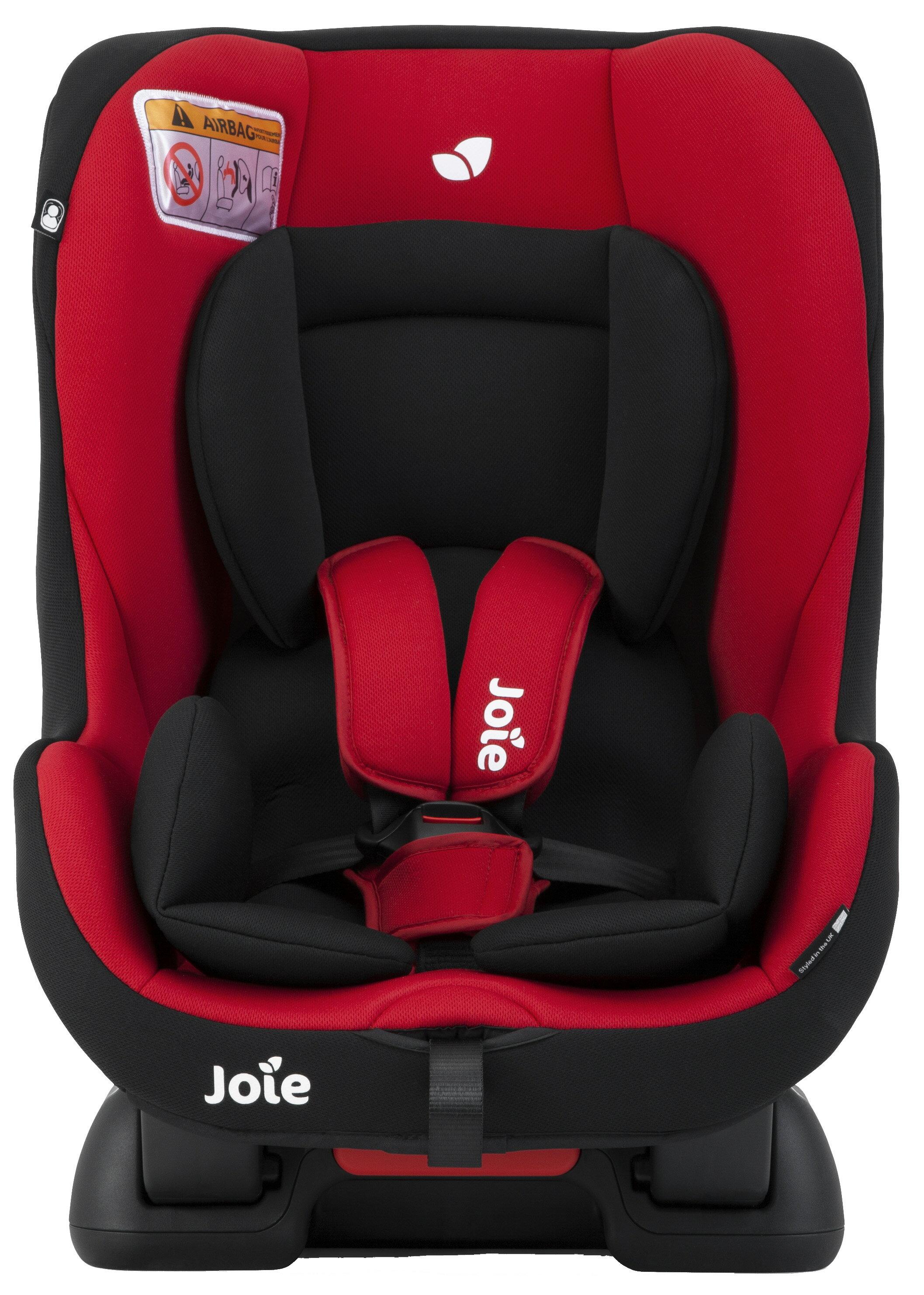【奇哥 】Joie tilt 0-4歳雙向汽座(紅/灰兩色可選) ★安全帶適用長度:2.3公尺
