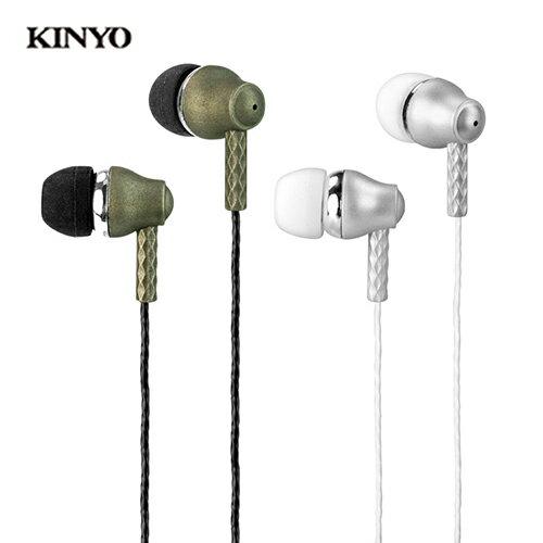KINYO入耳式耳麥IPEM-601【愛買】