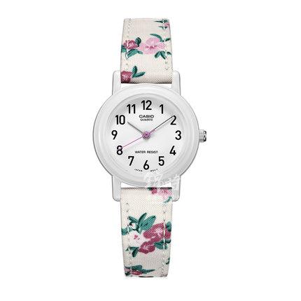 美琪 CASIO女學生系列唯美造型石英手錶LQ-139LB-7B2