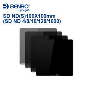 【BENRO百諾】BENRO百諾-方形減光鏡-SD ND(4/8/16/128/1000)WMC(S)100X100MM