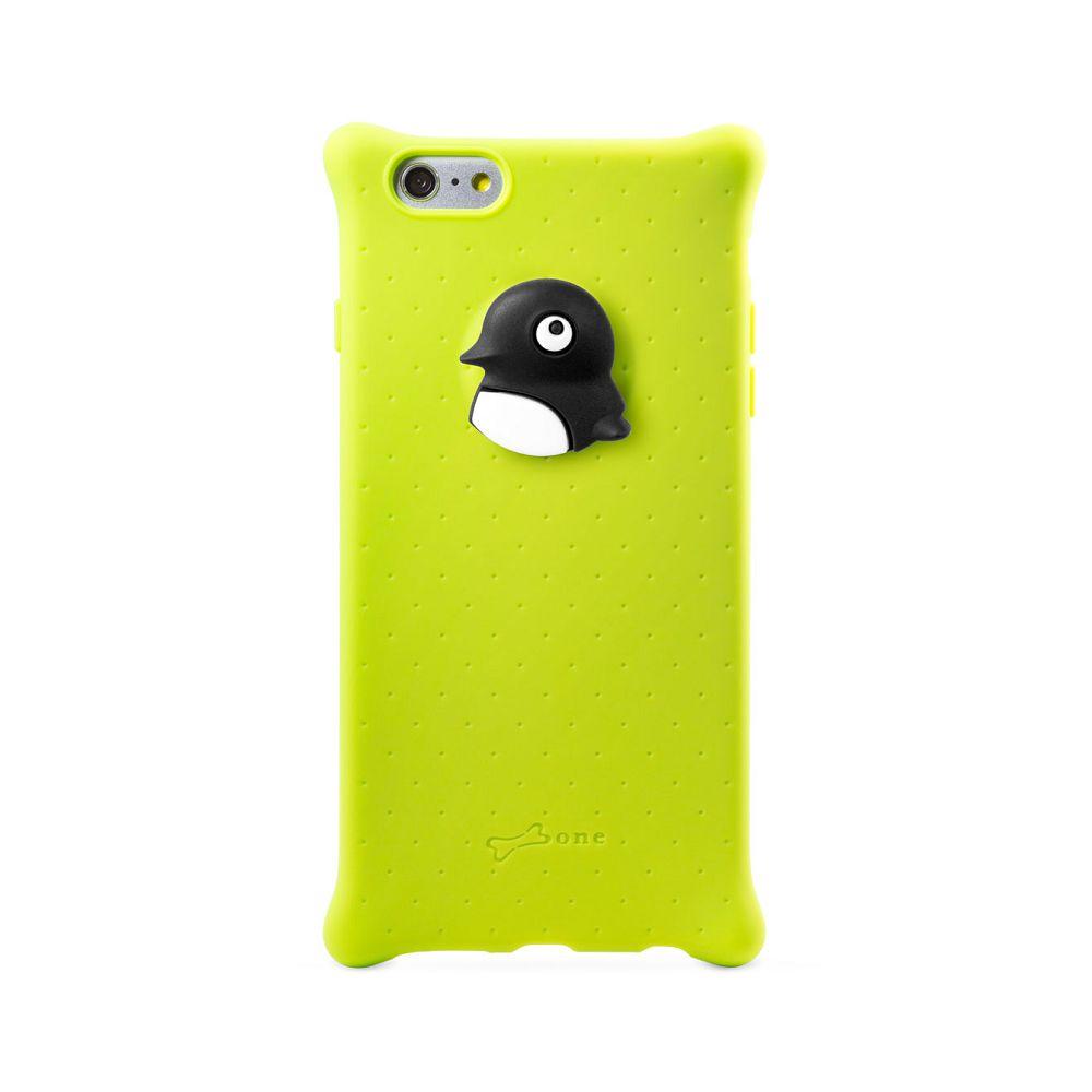 Bone|iPhone 6 Plus / 6S Plus 四角防撞 泡泡保護套 手機保護 - 企鵝
