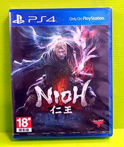 [刷卡價](現貨)PS4仁王亞版中文版Ni-Oh
