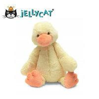 彌月玩具與玩偶推薦到★啦啦看世界★ Jellycat 英國玩具 / 18公分小小鴨  玩偶 彌月禮 生日禮物 情人節 聖誕節 明星 療癒 辦公室小物就在Woolala推薦彌月玩具與玩偶