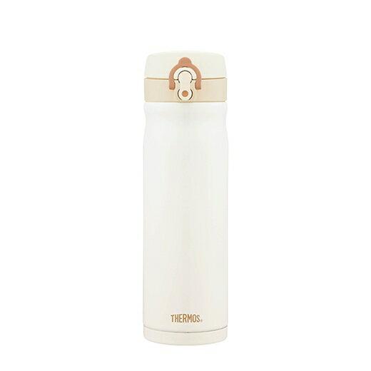 THERMOS 膳魔師 不鏽鋼真空保溫瓶0.5L JMY-503-PRW (珠光白)