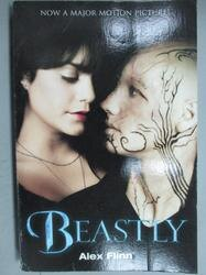 【書寶二手書T2/原文小說_GFK】Beastly_Flinn, Alex