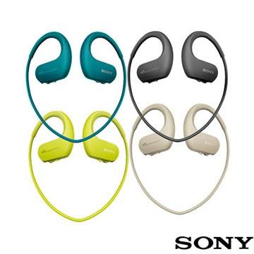 SONY 索尼 NW-WS413 數位隨身聽(4GB)
