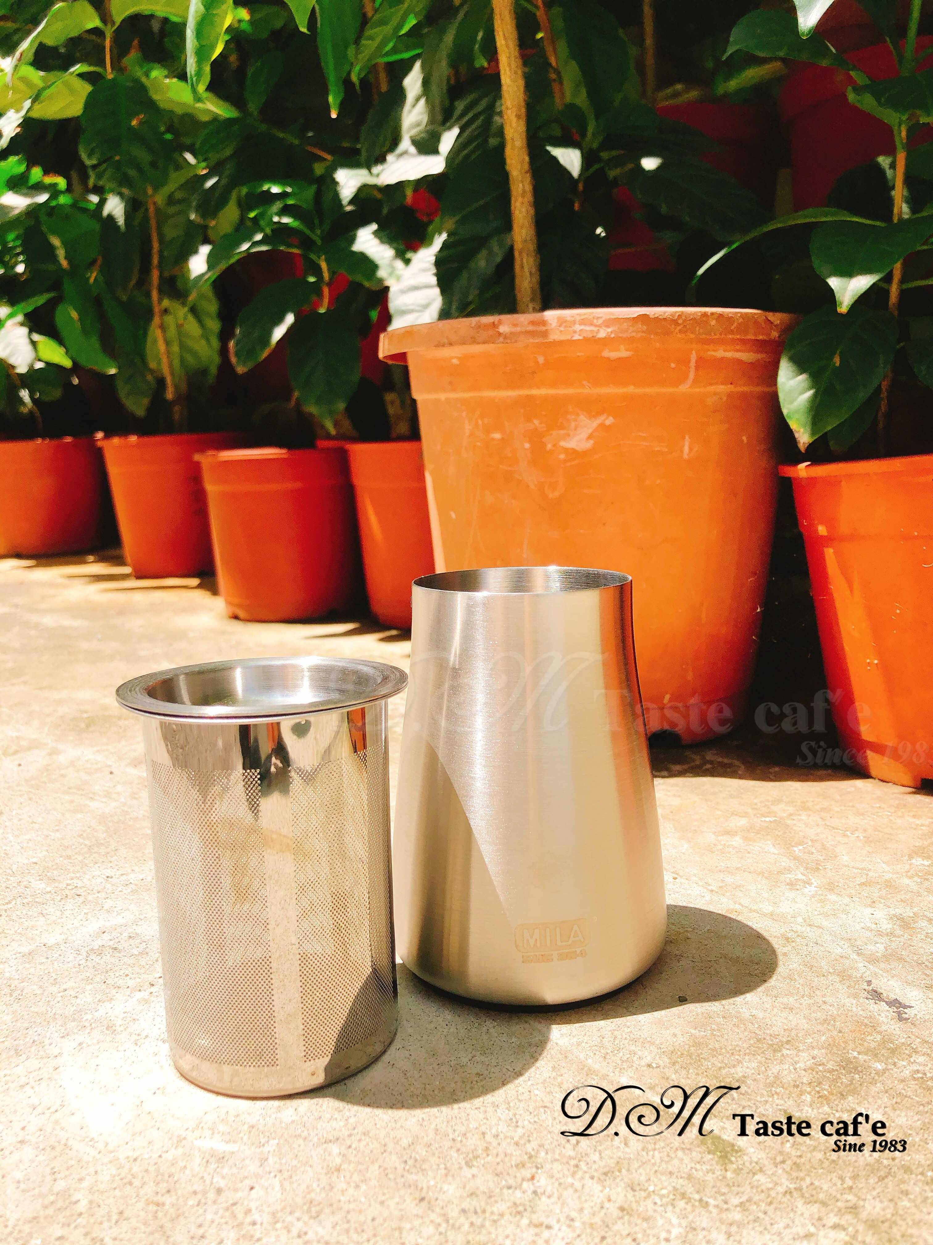 MILA 篩粉器/小飛鷹/小飛馬/虹吸式/手沖咖啡/聞香杯/電動磨豆機可用