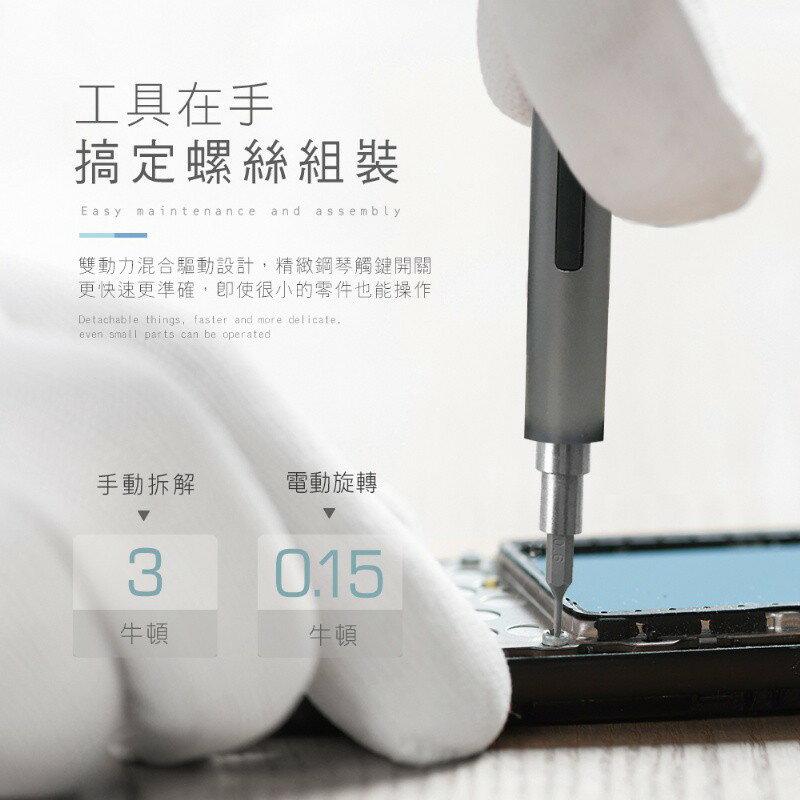 HANLIN-015N46P 充電USB電動螺絲起子46套裝組 2