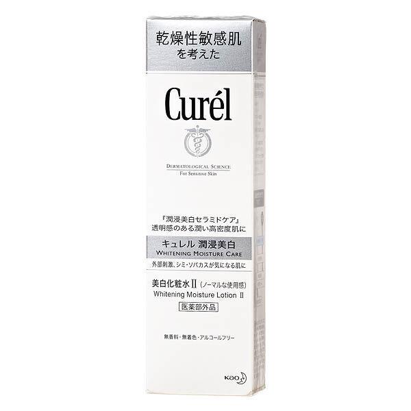 Curel 珂潤 潤浸美白保濕化粧水II (輕潤型)【淨妍美肌】