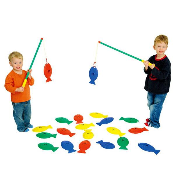 【華森葳兒童教玩具】感覺統合系列-超大數字釣魚樂 N9-EA-17