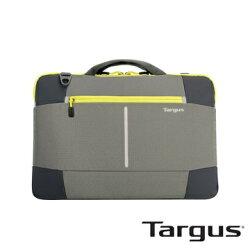 """[富廉網] Targus  Bex II 15.6"""" 手提側背包/筆電包  灰黃"""