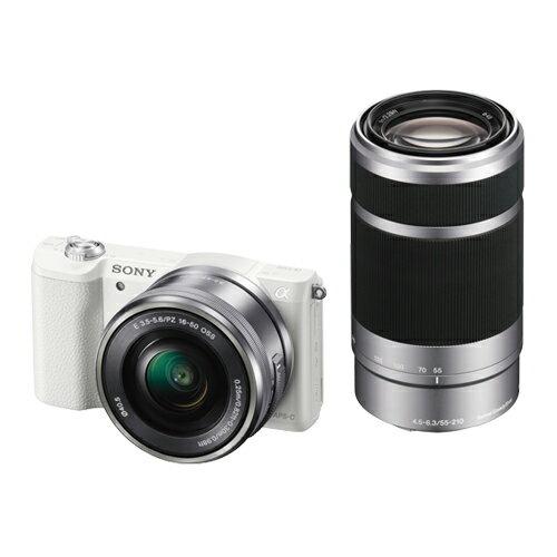 [Sony Store] α5100Y/W 雙鏡組