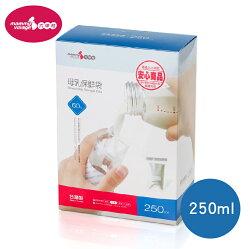 台灣【六甲村】母乳保鮮袋250ml(60入/盒)
