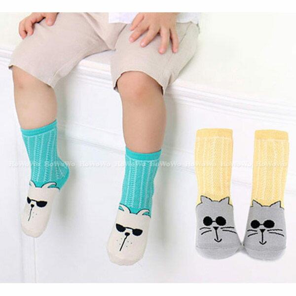 童襪 寶寶襪 卡通縷空短襪 嬰兒襪 防滑襪 0-4歲 CA1131 好娃娃