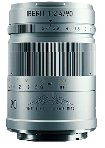 Handevision 90mm  f2.4 for FUJI X