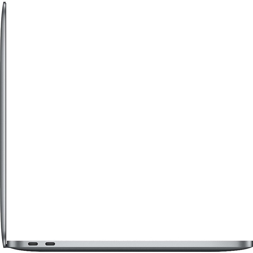 "Apple MacBook Pro MPXQ2LL/A 13.3"" LCD Notebook - Intel Core i5 (7th Gen) Dual-core (2 Core) 2.30 GHz - 8 GB LPDDR3 - 128 GB SSD - Mac OS Sierra - 2560 x 1600 - In-plane Switching (IPS) Technology - Space Gray - Intel Iris Plus Graphics 640 LPDDR3 - Blueto 3"