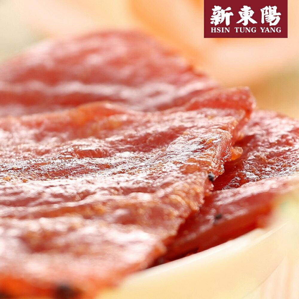 【新東陽】蜜汁豬肉乾120g